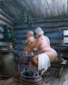 Мифы о бане